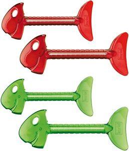 Koziol Tubenschlüssel - Rollmops grün