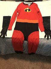 Disney The Incredibles Child's Violet Costume W/ Black Gloves