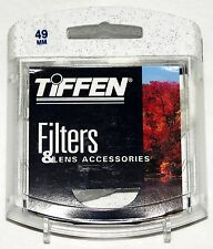 Tiffen 49mm Wratten 87 Infrared Filter