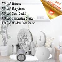 Xiaomi Mijia Temperature Sensor Smart Switch Home Gateway Window Door Sensor G
