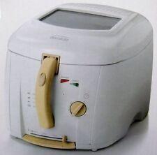 Domedia XXL Friteuse Fritöse 2000W Abnehm Behälter 3L Cool Touch Pommesmacker 12