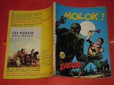 ZAGOR ZENITH- ORIGINALE- N°128 b -LIRE 200- (ZAGOR gigante N°77)-DEL 1971- raro