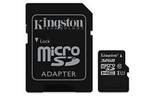 Kingston Technology Canvas Select 32GB MicroSD UHS-I Class 10 memory card - S...