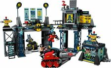 LEGO 6860 DC Comics Super Heroes The Batcave 100% COMPLETE with UNUSED STICKERS