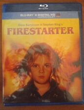 Firestarter (Blu-ray, 2014) David Keith, Drew Barrymore - No Digital