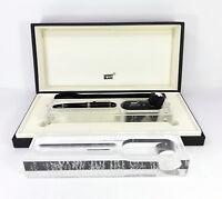 Montblanc Meisterstuck 149 Unicef Helmut Jahn Fountain Pen - edition 4810 - NEW
