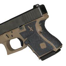 FoxX Grips, Gun Grips for Glock 26/27/28/33/36/39 Grip Enhancement Non Slip