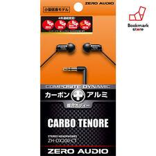 [NEW From Japan] ZERO AUDIO ZH-DX200-CT CARBO TENORE In-Ear Headphones