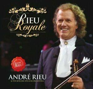 Andre Rieu - Rieu Royale [CD]