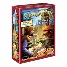 Z-man Games Carcassonne Traders & Builders Expansion 2 Zmg78102