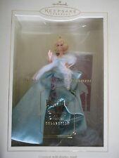 Delphine Silkstone Barbie Ornament