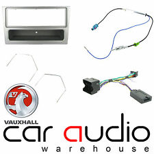 Vauxhall Zafira 2005-12 Car Stereo S/Din Fascia Steering Wheel Interface CTKVX15