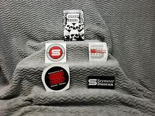 Seymour Duncan Pickups 5 Sticker Set