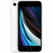 Apple iPhone SE (2020) 64GB Dual SIM GSM + CDMA Fully Unlocked Phone - White