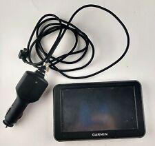 Garmin Nuvi 50LM GPS Car Navigation Unit. Pre Owned Working. W/ Charger Bundle