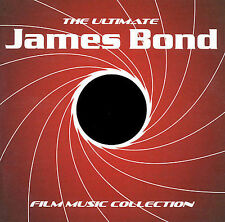 NEW The Ultimate James Bond Collection (4CD BOX SET) (Audio CD)