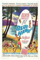 140622 ELVIS BLU HAWAII Decor Wall Print POSTER