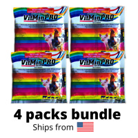 VitMin PRO Powder Health Enhancer for Chickens and Pets 20g (Pack of 4)
