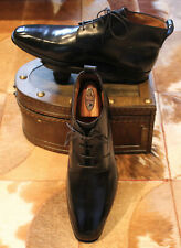 Berluti Black Leather Chukka Boots - UK 10.5