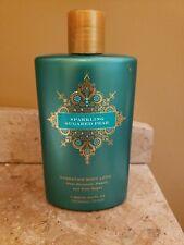 Rare Retired Victoria's Secret Sparkling Sugared Pear Body Lotion 80% remaining!