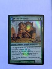 Maire d/'Avabruck //Mayor of Avabruck *CARTAPAPA* MAGIC MTG FOIL PROMO INNISTRAD