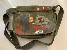Ahmik Canvas Urban Cross-body Shoulder Messenger Bag
