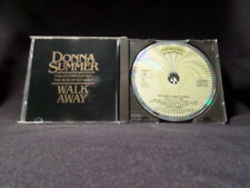Donna Summer. Walk Away. The Best Of 1977-1980. Compact Disc. West Germany.