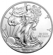 2009 1 oz. American Silver Eagle .999 Silver, Bu