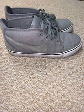 Nike Blazer Grey Sneaker Shoes Mens Size 10 Casual