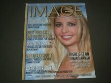 2012 JUNE/JULY IMAGE HEALTH & BEAUTY MAGAZINE - IVANKA TRUMP COVER - G 1764