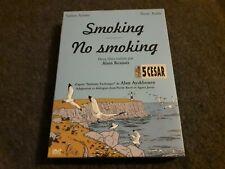 Smoking / No smoking - Alain Resnais - Édition 3 DVD + livret