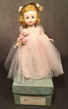 Vintage Madame Alexander Kin Doll Wendy Original Bridesmaid #478 Box