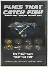 Flies That Catch Fish Volume 2 - Nymphs and Wet Files What Trout Want DVD
