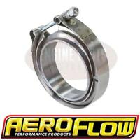 """1-3/4"""" 44.4m V-Band Clamp Kit with Stainless Steel Weld Flanges AF92-1750SS"""