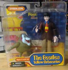THE BEATLES YELLOW SUBMARINE PAUL - MCFARLANE & SPAWN.COM FIGURE LIMITED RELEASE