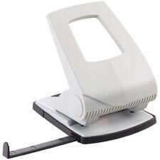 Locher: 2-fach-Bürolocher für 50 Blatt, Anschlagschiene für DIN A6 / A5 / A4