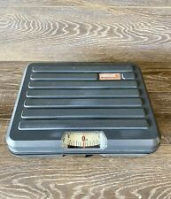 Pelouze P100 100 Lb X 12 Lb Mechanical Shipping Scale Plastic Case Made In Usa