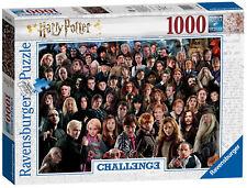14988 Ravensburger Challenge - Harry Potter? Jigsaw Puzzle 1000 Pieces Age 12+