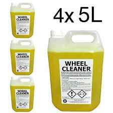 WHEEL CLEANER | 20 LITRE | Professional Grade | Acid Based | Dilute 1:10 | 20L