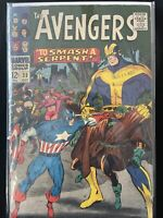 Avengers #33(Marvel) Silver Age 🔑