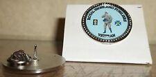 HM Armed Forces Royal Highland Fusiliers (SA80) veteran lapel pin badge.