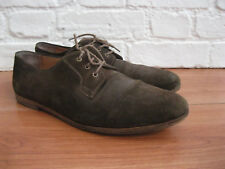 APC | Men's Brown Suede A.P.C Executive Lace Up Low Shoes | EU 45 | UK 11