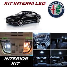 KIT COMPLETO LED INTERNI CANBUS PROFESSIONAL PER ALFA ROMEO 159