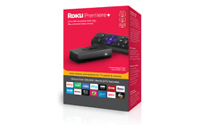 NEW! Roku Premiere+ 4K Ultra HD Streaming Media Player (2018 Model) 3921RW