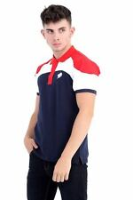 Mens England Polo Shirt Rugby Football Top Short Sleeve Lion Logo Collar Tee