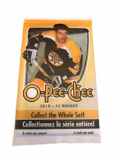 2010-11 Upper Deck O-Pee-Chee Hockey Factory Sealed BOOSTER Pack | 1 PACK | RARE