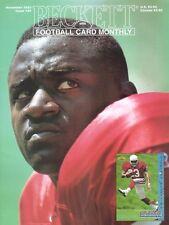 Garrison Hearst - Phoenix Cardinals - 49ers - Beckett Football Card Monthly-1993