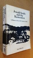 Joseph Smith and the Restoration: A History of the LDS Church to 1846, Barrett,