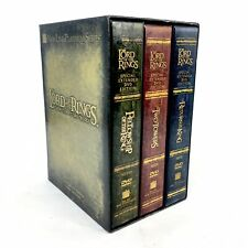 New ListingLord of the Rings Trilogy Special Extended Dvd Edition New Line Platinum Series