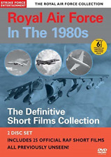 Royal Air Force in the 1980s - The Definitive Short Films...  DVD NEW